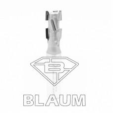 Концевая алмазная фреза для ЧПУ BLAUM D16 B27 S16x50 Z6+1 RH 11.162716.2.R