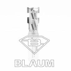 Концевая алмазная фреза для ЧПУ BLAUM D20 B35 S20x50 Z8+1 RH 11.203520.2.R