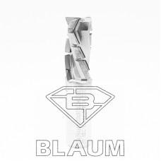Концевая алмазная фреза для ЧПУ BLAUM Speedy 2 Max D20 B43 S20x50 Z3+3 RH 12.204320.3.R.A