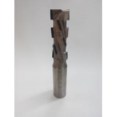Концевая алмазная фреза для ЧПУ BLAUM D20 B55 S20x50 Z12+1 RH 11.205520.2.R