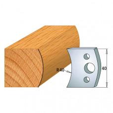 Комплект из 2-х ножей 40x4 SP CMT 690.008