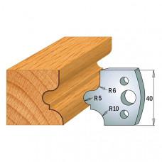Комплект из 2-х ножей 40x4 SP CMT 690.012