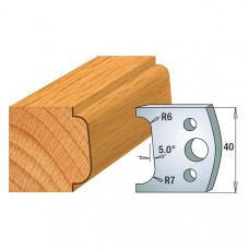 Комплект из 2-х ножей 40x4 SP CMT 690.002