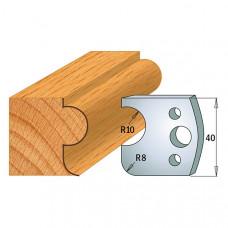 Комплект из 2-х ножей 40x4 SP CMT 690.004