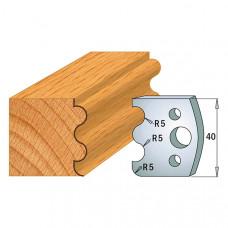 Комплект из 2-х ножей 40x4 SP CMT 690.006