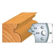 Комплект из 2-х ножей 40x4 SP CMT 690.011