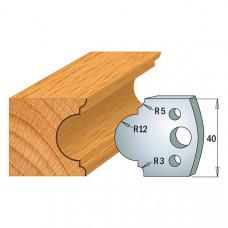 Комплект из 2-х ножей 40x4 SP CMT 690.018