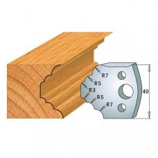 Комплект из 2-х ножей 40x4 SP CMT 690.021