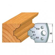 Комплект из 2-х ножей 40x4 SP CMT 690.022