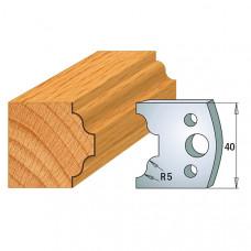 Комплект из 2-х ножей 40x4 SP CMT 690.025