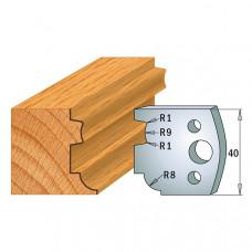 Комплект из 2-х ножей 40x4 SP CMT 690.026