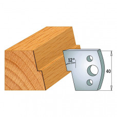 Комплект из 2-х ножей 40x4 SP CMT 690.027