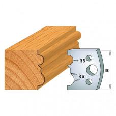 Комплект из 2-х ножей 40x4 SP CMT 690.029