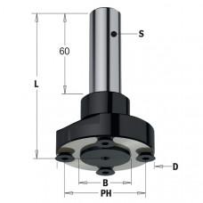 Оправка для крепления пил S20 D30 L97.5 CMT 183.410.30