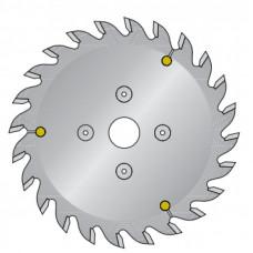Пильный диск для ЧПУ DIMAR 150x30x4.0/2.8 Z24 90102236