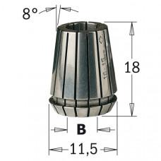Высокоточная цанга DIN 6499 ER11 CMT B=2 184.020.11