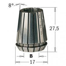 Высокоточная цанга DIN 6499 ER16 CMT B=2 184.020.16