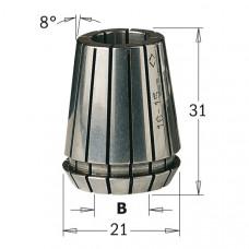 Высокоточная цанга DIN 6499 ER20 CMT B=10 184.100.20