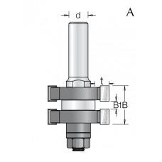 Фреза для соединения шип-паз DIMAR 1450179