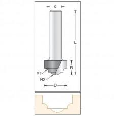Фреза врезная радиусная DIMAR 19.1x12.7x70x12 R3.7/4.0 1310049