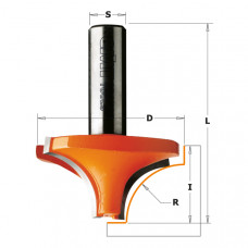 Радиусная фреза с перемычкой 11 мм CMT 19x12x43.8x8 R4 927.040.11