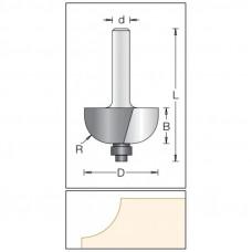 Фреза галтельная для закруглений DIMAR 15.9x12.7x54x8 R3.2 1120035