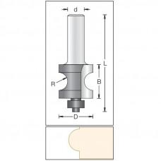 Фреза радиусная бычий нос или катушка DIMAR 35x34x84x12 R9.5 1243179