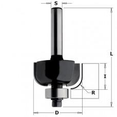 Фреза галтельная для закруглений CONTRACTOR 31.8x14x56x8 R9.5 Z2 K937-317