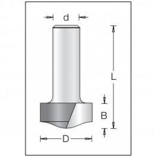 Фреза антиперелив по искусственному камню DIMAR 25.4x12.7x54x12 1553729