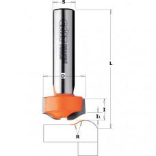Фреза антиперелив для искусственного камня CMT 25.4x12.7x63.5x12 R8 981.501.11