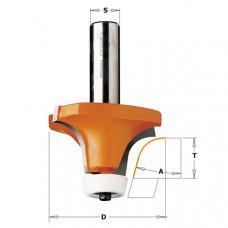 Фреза для обработки искусственного камня CMT 50.8x25.4x74.9x12 R12.7 966.601.11