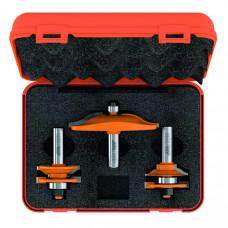 Набор для изготовления кухонной мебели, 3 фрезы S12 900.513.11