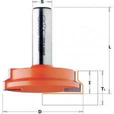 Фреза для изготовления мебельных ящиков Drawer Lock Bit CMT 25.4x12.7x54x8 T9.5-15.87 955.008.11