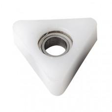 Подшипник (картридж треугольный) DELRIN D=12.7/4.76x5.8 CMT 791.042.00