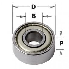 Подшипник D=12.0 D1=8.0 B=3.5 B120080