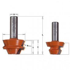 Комплект фрез для бочкового сращивания CMT 37.3x22.2x60.3x8 A22.5 955.005.11