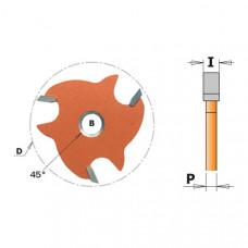 Пазовый диск крепление винтом CMT 3 823.330.11