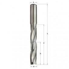 Фреза спиральная для врезки замков со стружколомом Z3R CMT 14x45-125x170x14 195.144.11