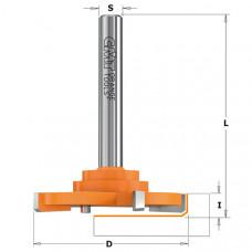 Фреза для выравнивания поверхности слэбов Z4 CMT 52x6.5x65x8 922.035.11