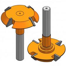 Фреза для выравнивания поверхности Z4 CMT 63x10x75x12 A40 S922.04063