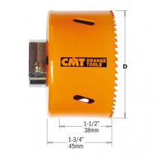 Биметаллическая коронка CMT D102 551-102