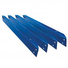 Горизонтальная балка верстачного стенда стальная 508 мм (комплект из 4-х шт.) Kreg KBS1010