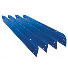 Горизонтальная балка верстачного стенда стальная 711 мм (комплект из 4-х шт.) Kreg KBS1015