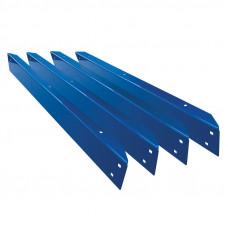 Горизонтальная балка верстачного стенда стальная 1117 мм (комплект из 4-х шт.) Kreg KBS1020