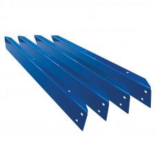 Горизонтальная балка верстачного стенда стальная 1626 мм (комплект из 4-х шт.) Kreg KBS1025