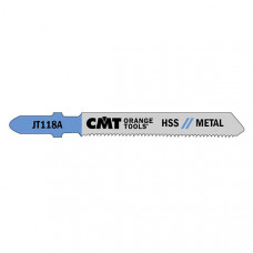 Пилки лобзиковые СМТ универсальные, комплект из 5 штук CMT JT118A-5