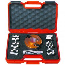 Комплект фрезы насадной и 13 ножей SP CMT 100x40x30 Z2 692.013.06