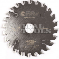 Подрезная пила для форматно-раскроечных станков ItalTools 100x20x3.1-4.3/2.2x24 KON/WZ LC.FR100432024KW