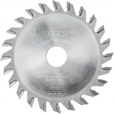Подрезная коническая пила DIMAR 120x20x3.2-4.1/2.2x24 90600453
