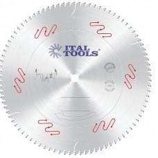 Основная пила для форматно-раскроечных станков ItalTools 250x30x3.2/2.2x80 FT01 TR/FZ 5º LC.FR250323080T5